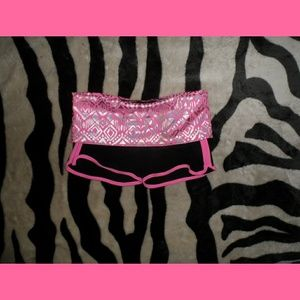 Victorias Secret Pink Yoga Shorts